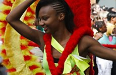 Notting Hill Carnival Sees Fall in Arrests.