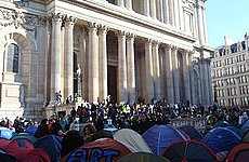 OccupyLSX Loses Appeal, St Paul's Campsite Faces Eviction.