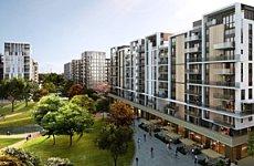 Olympic Village 'Taking Shape' Says Mayor.