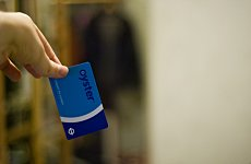 Oyster Card D-Day Set for 2 January 2010.