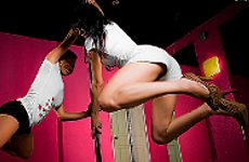 Pole Dancing Aims for London Olympics Recognition.