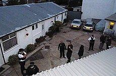 Met Raids 100 Homes of Suspected Rioters