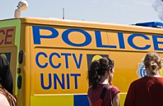 Protests at Arms Fair Turn Spotlight on Scotland Yard.