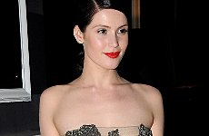 Gemma Arterton attends the afterparty for the Prince of Persia