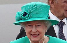 Queen Elizabeth: My Olympics cameo was 'a laugh'