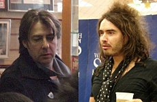 Jonathan Ross and Russell Brand Suspended.