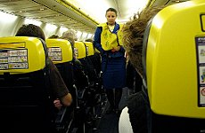 Ryanair to Charge for Toilets and Raise Fees for Bags.