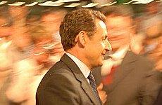 Sarkozy: Let's Be Friends.