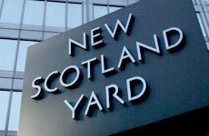 Met Police Under Allegations of Nicking TVs.