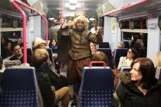 Shakespeare on a Train.