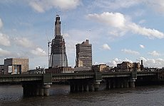 Shard of Glass Cements Position as London's Tallest Building.