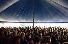 Shoreditch Festival Celebrates Ten Years with Waterborne Extravaganza.