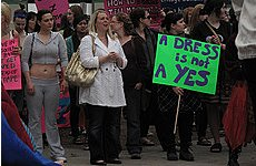 Thousands of 'Sluts' to March through London in June.