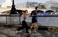 South Bank Runners to Get Their Own Jogging Lane.