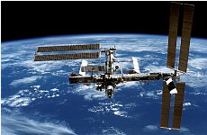 Britain Eyes Manned Space Mission. International Space Station.