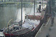Steam Ship Starts Journey to Become New London Museum.