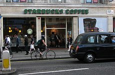 Starbucks to Close Oxford Street Cafes