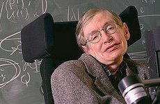Paralympic Games: Opening Ceremony to Feature Stephen Hawking