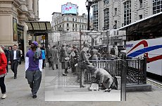 Ghosts of London Past Haunt the iPhone