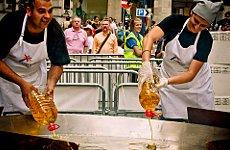 Regent Street Gears Up for A Taste of Spain.