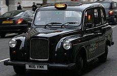 Poles Hail London Taxi