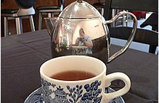 Best Tea in London Award Goes to The Athenaeum Hotel in Mayfair.