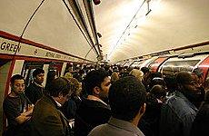 Boris Johnson 'Ducks Responsibility' for Big Rise in Tube Delays.