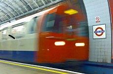 Boris Johnson on the Rails as Tube Strike Looms.