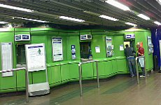 London Underground Plans to Close 144 Ticket Offices, says RMT.