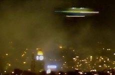 UFOs Set Sights on London.