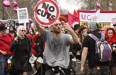 London to Follow New York as Thousands Plan to Occupy The City