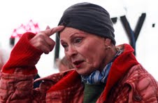 Vivienne Westwood Preaches the Power of Art at Occupy London.