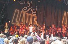 West End LIVE Returns to Leicester Square.