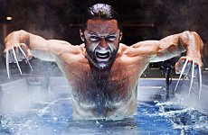 Hugh Jackman in X-Men Origins Wolverine.