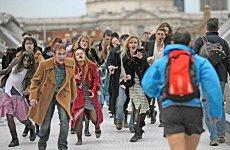Zombie Outbreak Strikes London