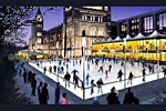 Natural History Museum Ice Rink - Click for More Info...