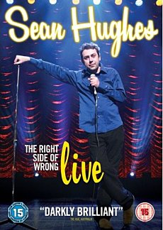 Sean Hughes - The Right Side of Wrong Live Competition