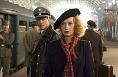 Sebastian Koch as Ludwig Muntze and Carice van Houten as Rachel/Ellis in Black Book. Tartan Films