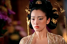 Gong Li in The Curse of the Golden Flower. Copyright: © 2006 Universal Studios. ALL RIGHTS RESERVED.