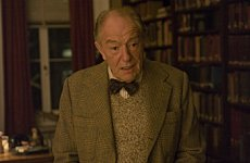 MICHAEL GAMBON is Dr. Fredricks in the untold story of the birth of the CIA, The Good Shepherd. Copyright: © 2006 Universal Studios. ALL RIGHTS RESERVED