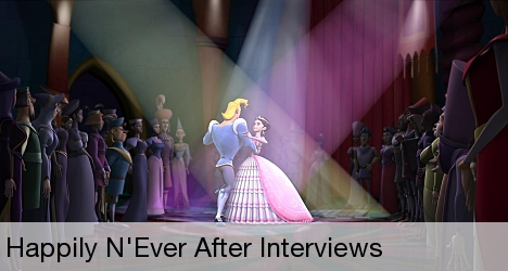 Happily N'Ever After. Lionsgate Films