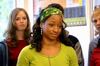Monique Coleman in High School Musical. (DISNEY CHANNEL/FRED HAYES). ©2006 DISNEY CHANNEL. All Rights Reserved