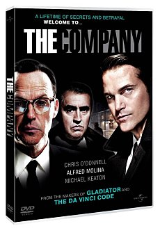 The Company Competition. Film © 2007 Sony Pictures Television Inc. All Rights Reserved