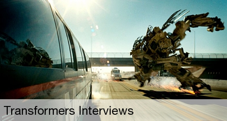 Transformers. © 2007 Paramount Pictures. All Rights Reserved.