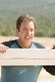 Tim Allen in a scene from WILD HOGS, directed by Walt Becker. Photo credit: Lorey Sebastian. ©2006 TOUCHSTONE PICTURES. ALL RIGHTS RESERVED.