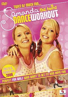 Samanda - The Twins, Dance Workout Competition