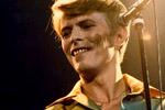 David Bowie. Image courtesy Wonderworld.