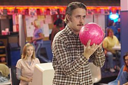 Ryan Gosling in Lars And the real Girl. Verve Pictures