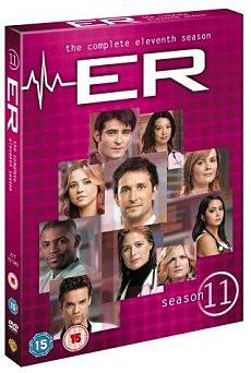 E.R. Season 11 Competition