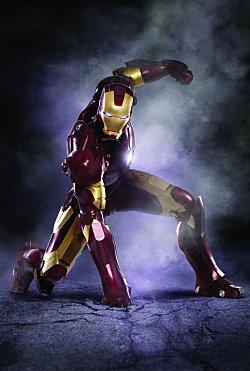 Iron Man. Paramount Pictures UK